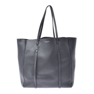 BALENCIAGA Balenciaga Everyday Tote M Gray Ladies Calf Bag
