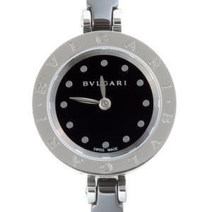 BVLGARI B-Zero1 Ceramic Steel Quartz Ladies Watch BZ23SC