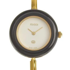 GUCCI Change Bezel Watch Ladies Quartz Wrist 11/12