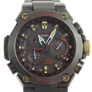 CASIO Titanium G-SHOCK Mens Solar Watch MRG-G1000B-1A4JR