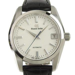 SEIKO Grand Steel Leather Mens Automatic Watch 9S65-00B0