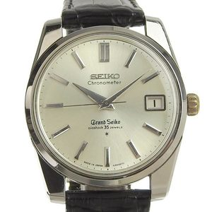 SEIKO Grand Chronometer Mens Hand-Winding Watch 43999