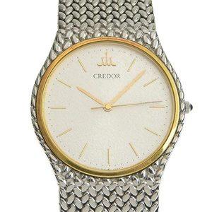 SEIKO Credor Mens Quartz Watch 7771-6050
