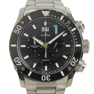 EDOX Chrono Offshore Mens Quartz Watch 10021