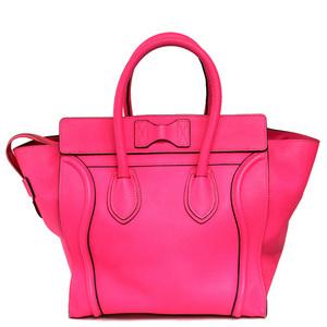 CELINE Celine handbag luggage leather 165213 ladies men