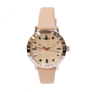 Vivienne Westwood SS Watch BLOOMSBURY Bloomsbury Stainless Steel VV152LPKPK Pink Ladies Men