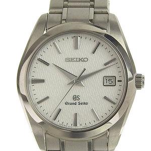 SEIKO Grand men quartz watch 9F62-0AE0 SBGX067 200308
