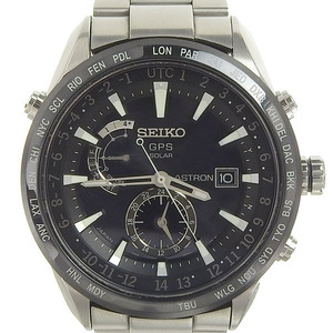 SEIKO Astron Men's Solar Watch 7X52-0AE0 200308