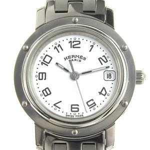 HERMES Clipper Ladies Quartz Watch CL4.210 200308