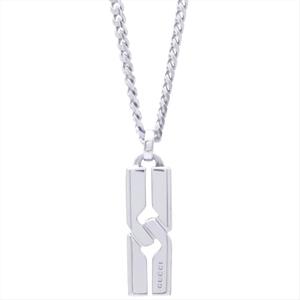 Gucci Knot Silver 925 Unisex Casual Pendant (Silver)