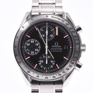 OMEGA Omega Speedmaster Racing Schumacher 02 LIMITED 3519.50 Men's SS Watch Automatic winding Black Dial