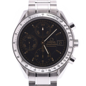 OMEGA Omega Speedmaster Japan Limited 3513.54 Men's SS Watch Automatic winding Black Dial