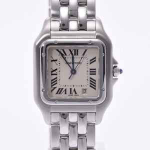 CARTIER Panthere Stainless Steel Quartz Mid Size Watch