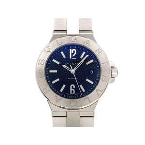 BVLGARI Diagono Date Mens Automatic Watch DG40S