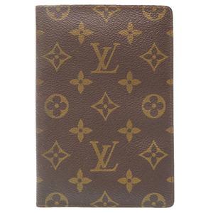 Louis Vuitton Monogram Couverture Passport Case Cover LV 0216 LOUIS VUITTON