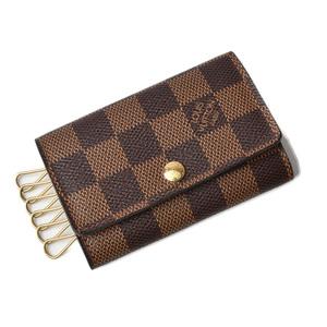 Louis Vuitton Key Case LOUIS VUITTON Multure 6 Damier N62630