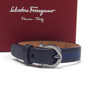 Salvatore Ferragamo Leather Bracelet 20200316