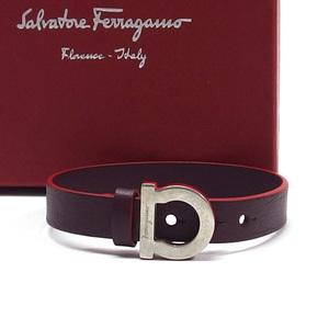 Salvatore Ferragamo Leather Bracelet 20200321