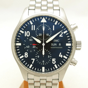 IWC Pilot's Watch Chronograph IW377710 20180704