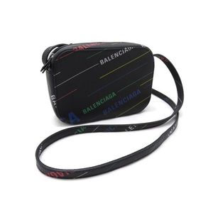 BALENCIAGA Everyday camera bag 552372 Shoulder Diagonal multi-color