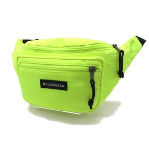BALENCIAGA Explorer belt waist bag pouch body