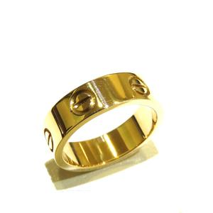 Cartier Love Love Ring Yellow Gold (18K) Ring Yellow