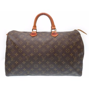Louis Vuitton Monogram Speedy 40 M41522 Handbag Bag LV 0126 LOUIS VUITTON