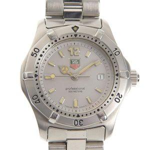 TAG HEUER Professional Ladies Quartz Watch WK1312