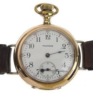 WALTHAM Waltham Mens Manual Watch