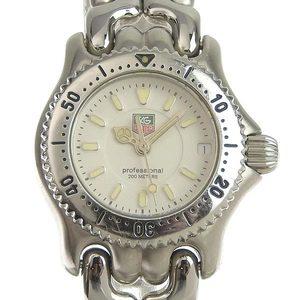 TAG HEUER Professional Ladies Quartz Watch WG1412