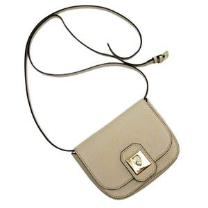 Furla FURLA Pochette Gold Leather 51788e