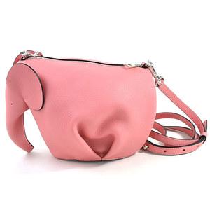 Loewe Elephant Bag Pink Leather LOEWE Ladies 97739d