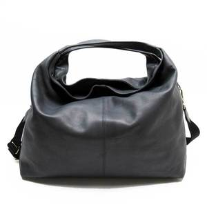 Furla FURLA Handbag Gray Leather Ladies 51939a