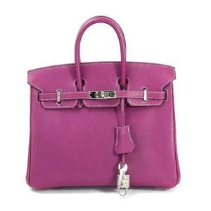 Hermes Handbag Candy Birkin 25 Tosca Rose Tillian Vow Epson Leather HERMES Ladies d97650
