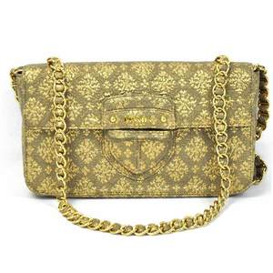 Prada PRADA clutch bag Nylon ladies gold 2154