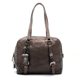 Prada PRADA bag leather shoulder ladies BL0507 v31050