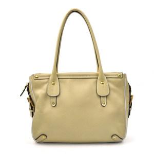 Salvatore Ferragamo Shoulder Bag Leather Ladies 1881