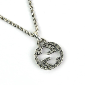Gucci GUCCI Necklace Silver SV925 Ladies y14085c