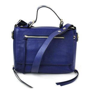 REDValentino Red Valentino Handbag Shoulder Bag Blue Leather RED VALENTINO Ladies y14095e