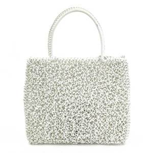 Anteprima Handbag Wire Bag White PVC ANTEPRIMA Ladies y14216b
