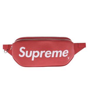 Louis Vuitton Epi Bum Bag Supreme Collaboration M53418 Men's Leather Body