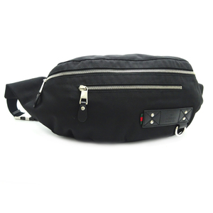 Gucci Body Bag Women's / Men's Nylon Black DH56891