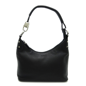 Gucci One Shoulder Ladies Bag 179773 Leather Black DH56858