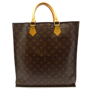 Louis Vuitton Sacpra Women's Men's Tote Bag M51140 Monogram Canvas Brown DH56850