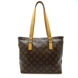 Louis Vuitton Hippo Piano Ladies Shoulder Bag M51147 Monogram Canvas Brown DH56851