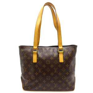 Louis Vuitton Cava Piano Ladies Shoulder Bag M51148 Monogram Canvas Brown DH56991