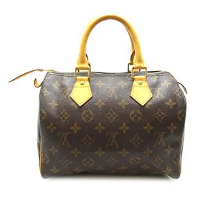 Louis Vuitton Speedy 25 Ladies Handbag M41528 Monogram Canvas DH56997