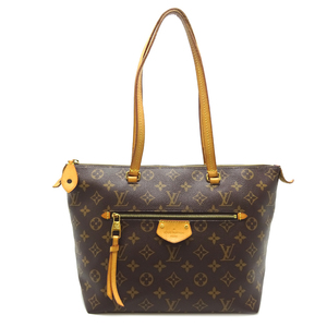Louis Vuitton Jena PM Ladies Shoulder Bag M42268 Monogram Canvas Brown DH56995