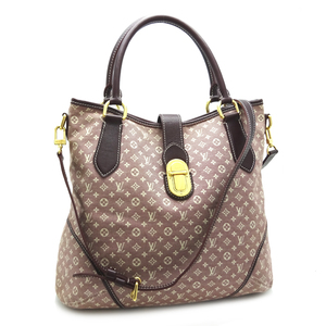 Louis Vuitton Elegy Ladies Handbag M56698 Monogram Idir Sepia Engine DH56996