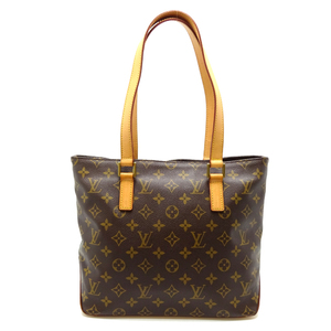 Louis Vuitton Hippo Piano Ladies Shoulder Bag M51148 Monogram Canvas Brown DH56994